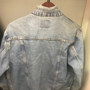 Jackets & Coats - Vintage Distressed Denim Jacket